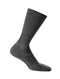 Icebreaker Hike Heavy Crew Mens Socks - Jet/Heather