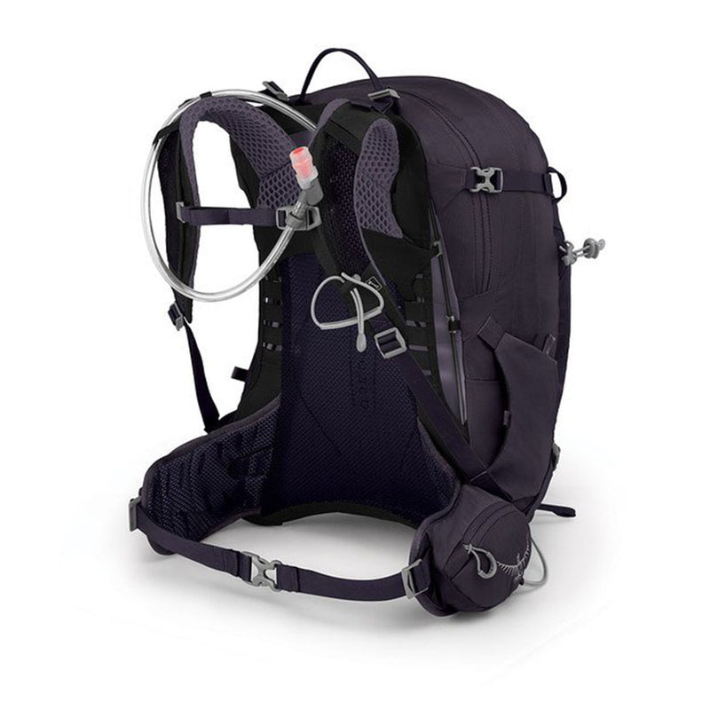 Osprey Mira 32 Litre Womens Hiking Backpack with Reservoir - Celestial Charcoal