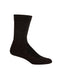 Icebreaker Hike + Lite Crew Men Socks - Earthern Heather/Bark/Oak