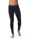 Icebreaker Oasis Leggings Mens Thermal - Black