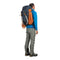 Osprey Mutant 38 Litre Mens Climbing Backpack - Blue Fire