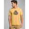 prAna Icon Mens T-Shirt - Marigold Heather