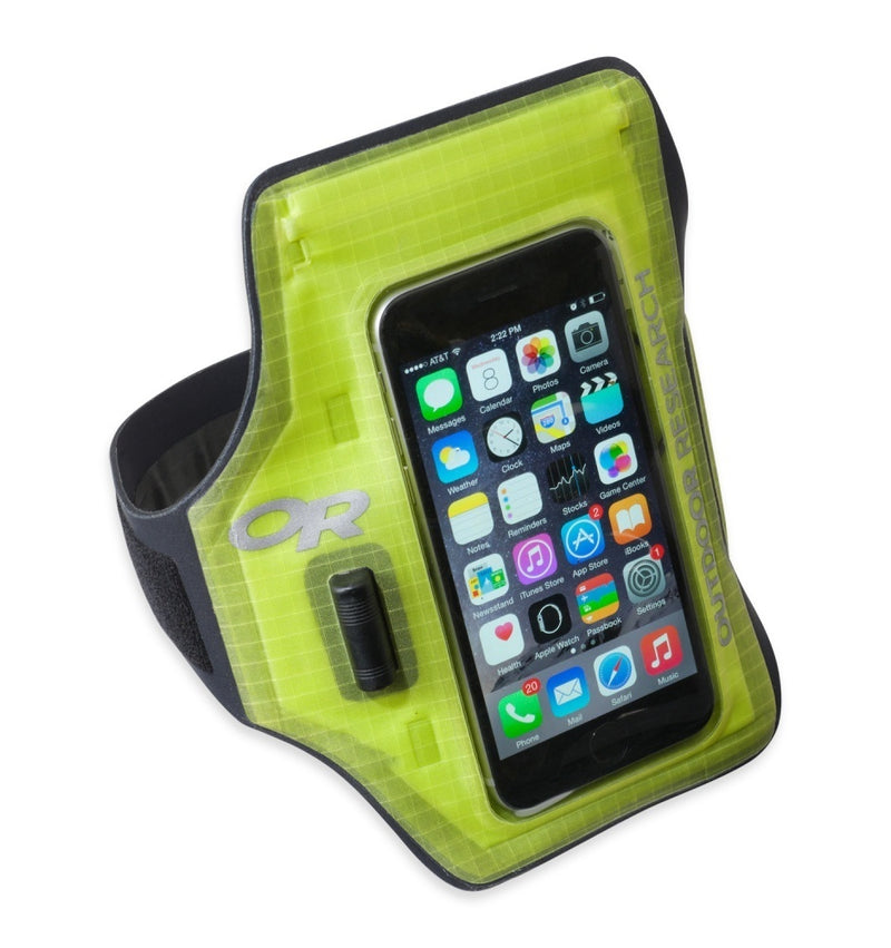 Outdoor Research Sensor Dry Pocket Waterproof Armband