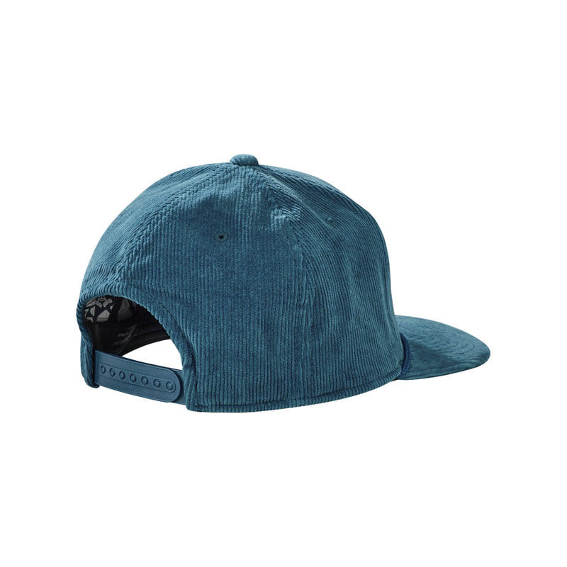 Outdoor Research Advocate Mens Corduroy Trucker Cap - Peacock