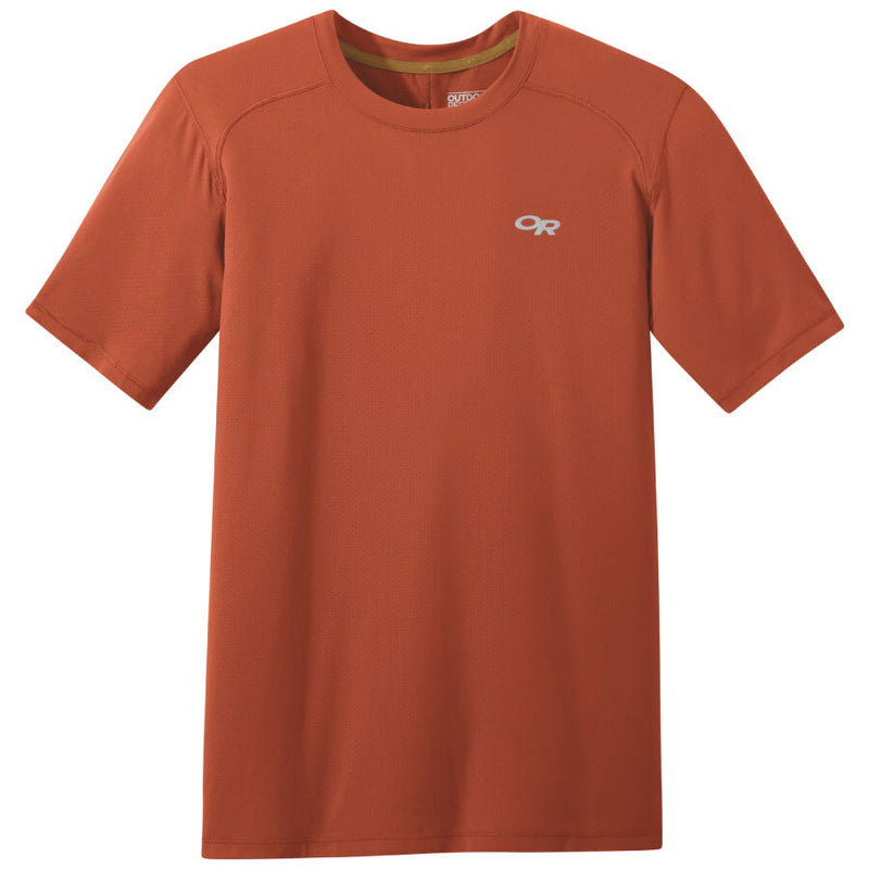 Outdoor Research Deception Short Sleeve T-Shirt - Burnt Orange