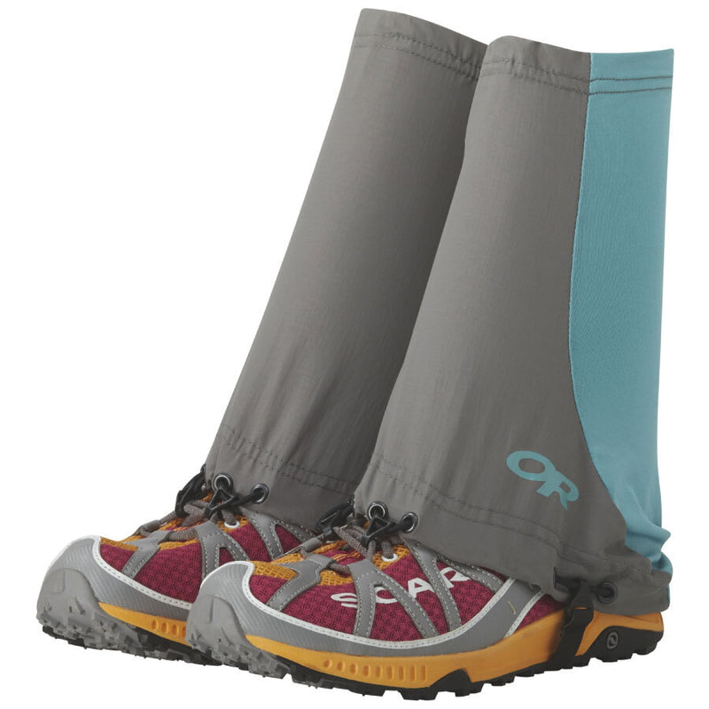 Outdoor Research Thru Gaiters - Pewter/Seaglass