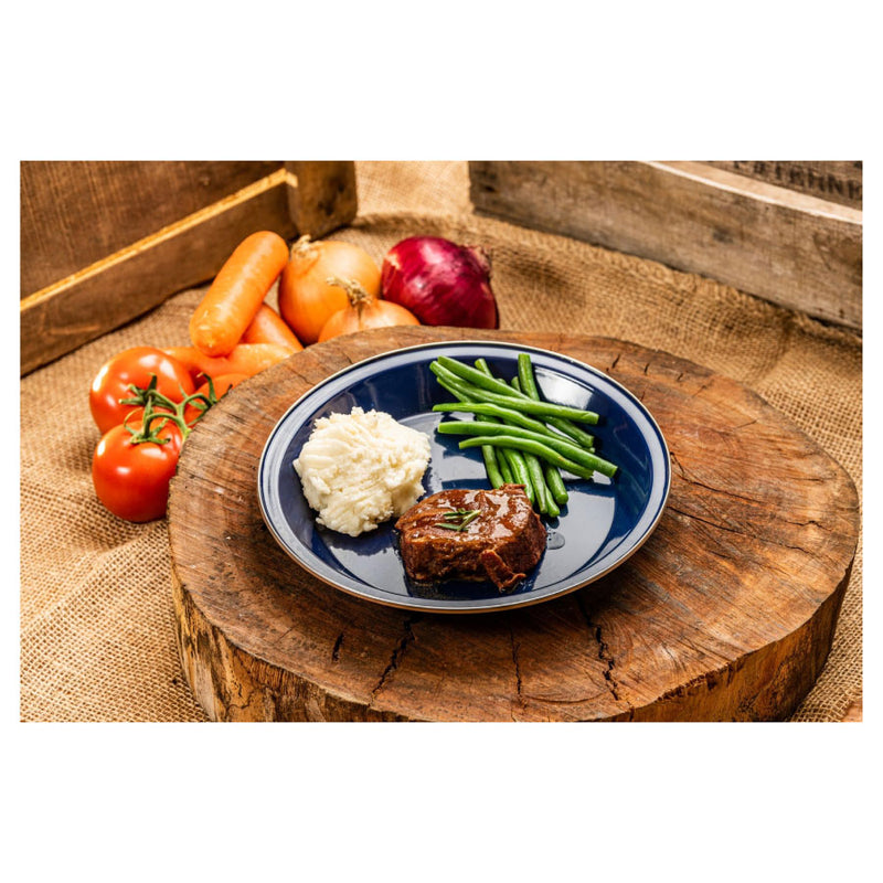 On Track Meals Slow Cooked Australian Steak - Premium Range