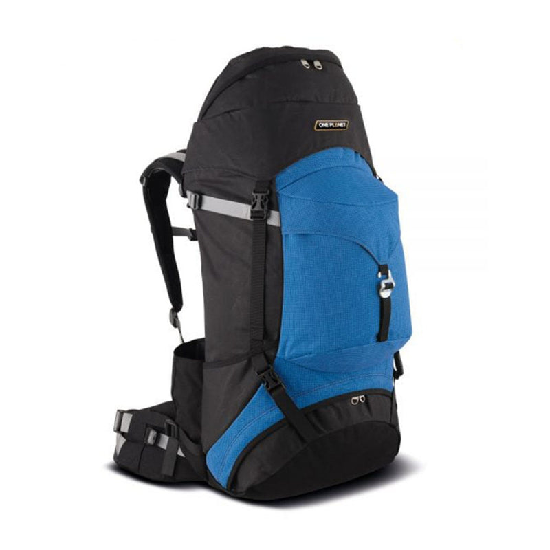 One Planet Styx Hiking Backpack - Pacific/Black