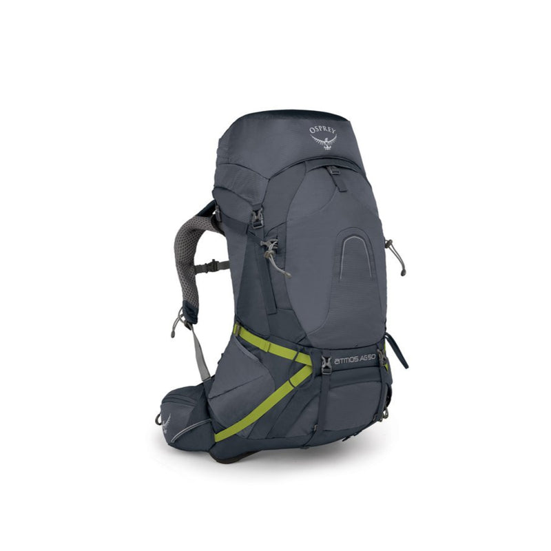 Osprey Atmos AG 50 Litre Mens Hiking Backpack - Abyss Grey