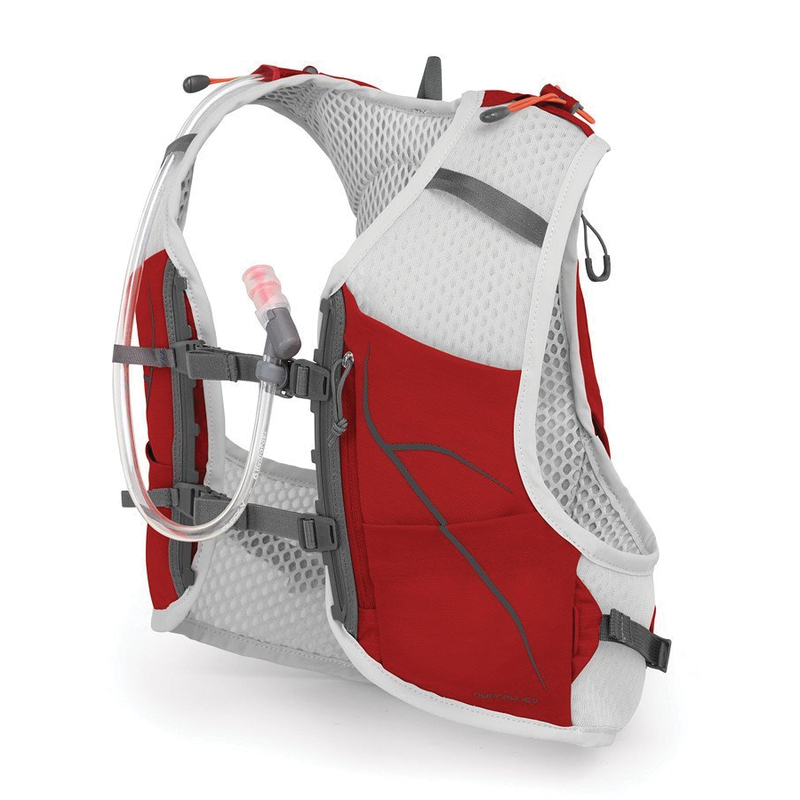 Osprey Duro 1.5 Litre Trail Running Pack with Reservoir - Phoenix Red