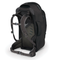 Osprey Farpoint 55 Litre Mens Travel Backpack - Volcanic Grey
