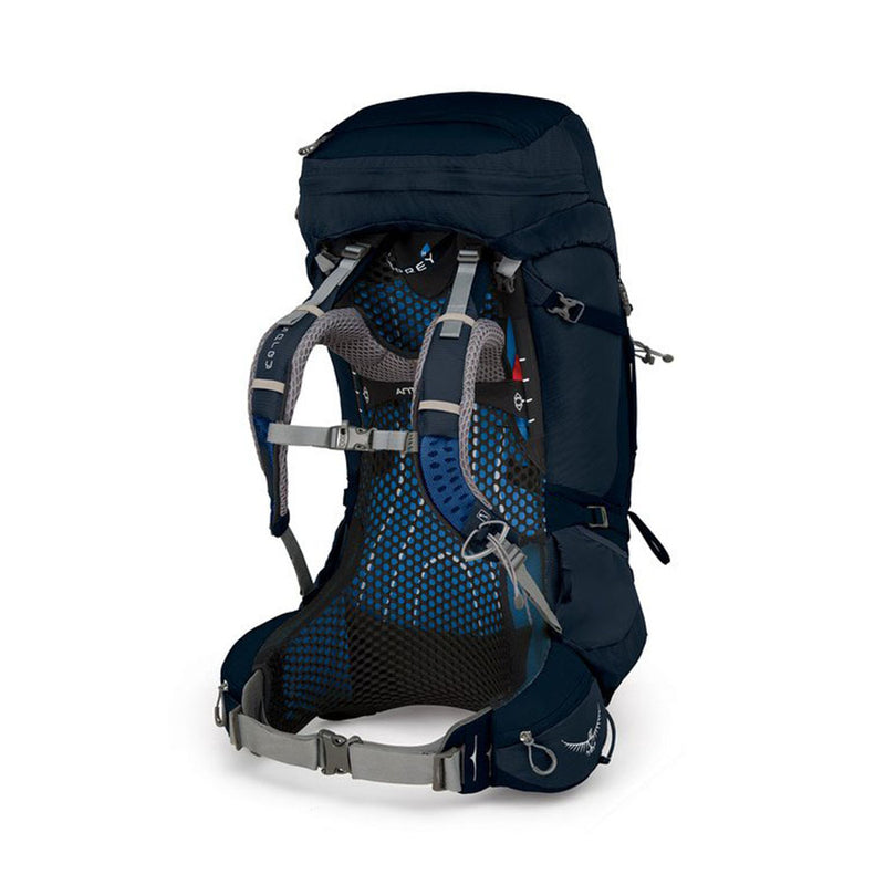 Osprey Atmos AG 65 Litre Mens Hiking Backpack - Unity Blue