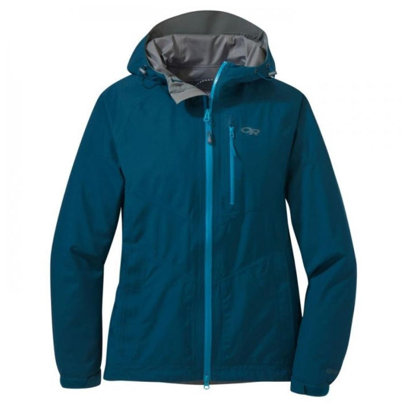 Outdoor Research Aspire Womens Hooded Waterproof Jacket