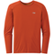 Outdoor Research Deception Mens Long Sleeve T-Shirt - Burnt Orange