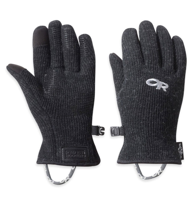 Outdoor Research Kids Flurry Sensor Gloves - Black