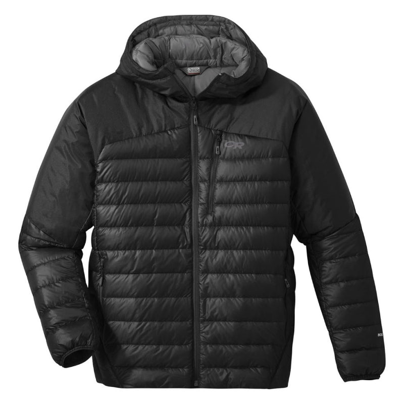 Outdoor Research Helium Down Hooded Mens Jacket