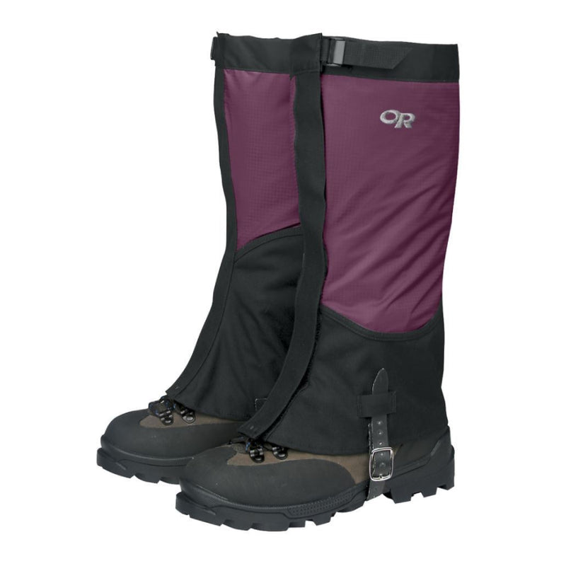 Outdoor Research Verglas Womens Gaiters - Orchid