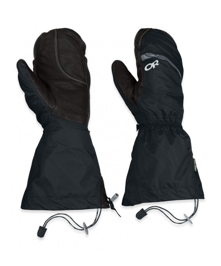 Outdoor Research Alti Womens Mitts - Black