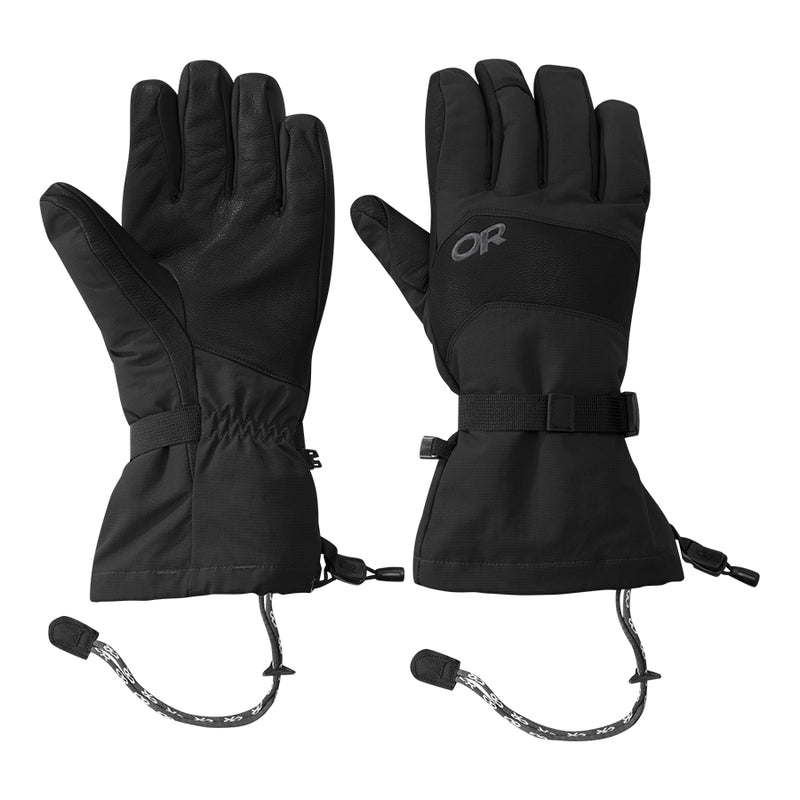 Outdoor Research Highcamp Gloves - Black