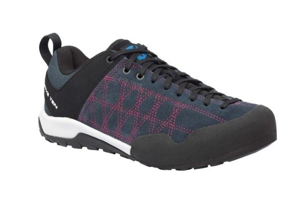 5.10 Guide Tennie Womens Approach Shoe - Grey Fushsia