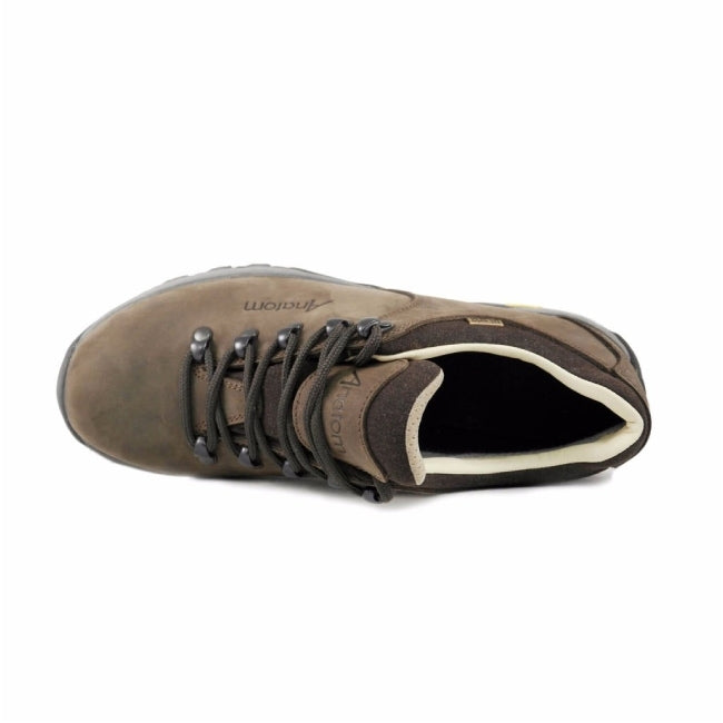 Anatom Q1 Ballater Ultralight Mens Walking Shoe - Brown Nubuck