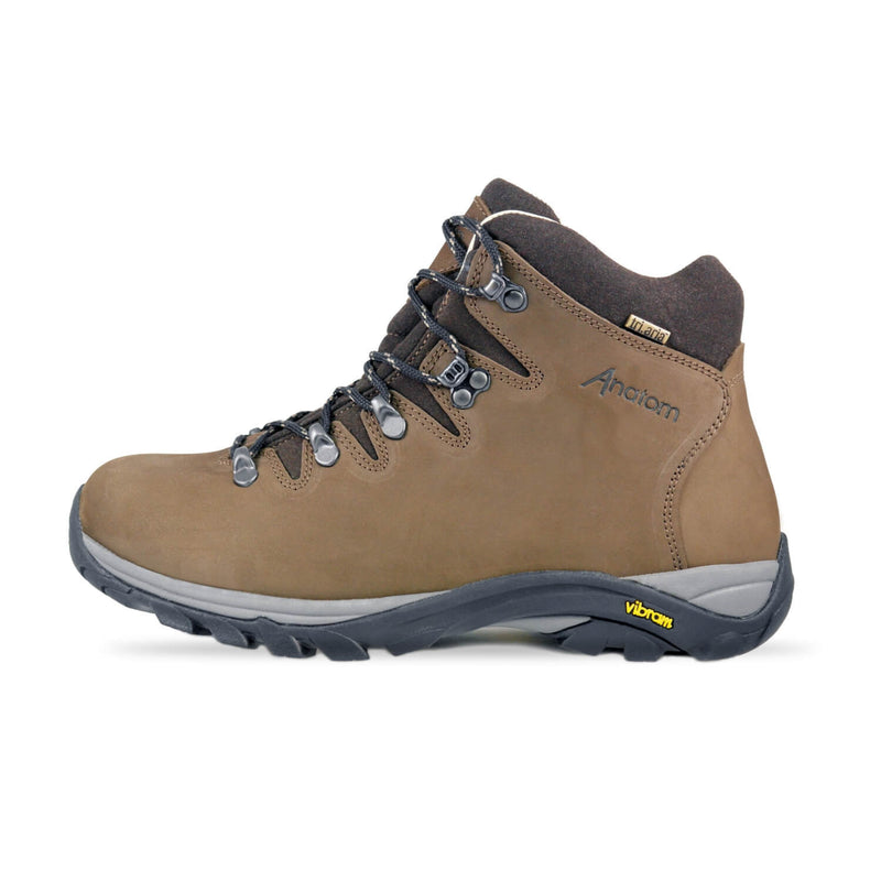 Anatom Q2 Ultralight Womens Hiking Boot - Brown Nubuck