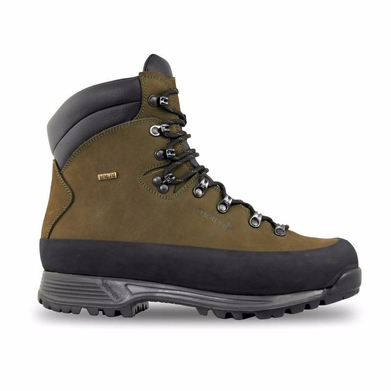 Anatom Q4 Cuillin Mens Hiking Boot - Brown Nubuck