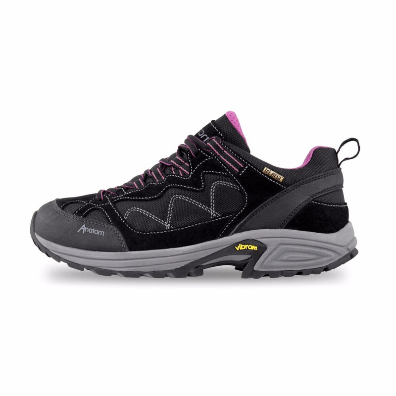 Anatom S1 Skye Trail Womens Hiking Shoe - Carbon/Plum
