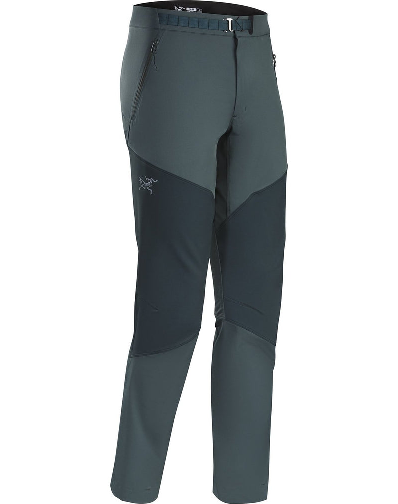 ArcTeryx Gamma Rock Mens Softshell Pant - Nautic Grey
