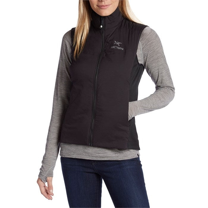 ArcTeryx Atom LT Womens Insulated Vest - Black