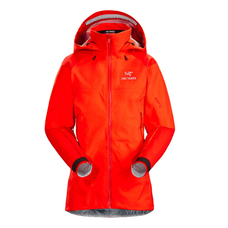 ArcTeryx Beta AR Womens Waterproof Hooded Jacket