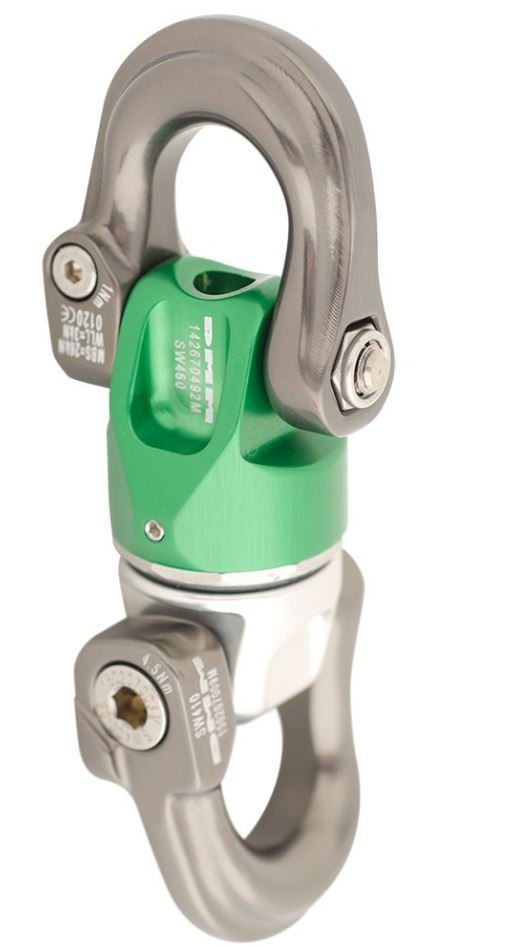 DMM Nexus Climbing Swivel - 1