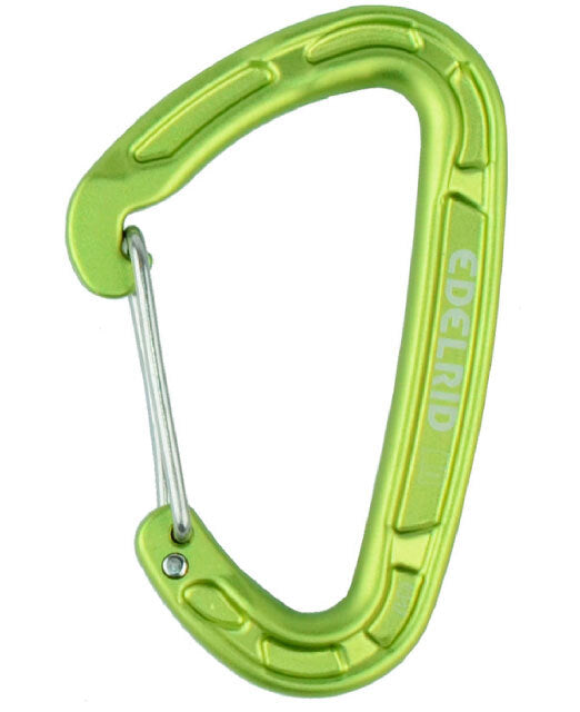 Edelrid Mission Straight Gate Climbing Carabiner