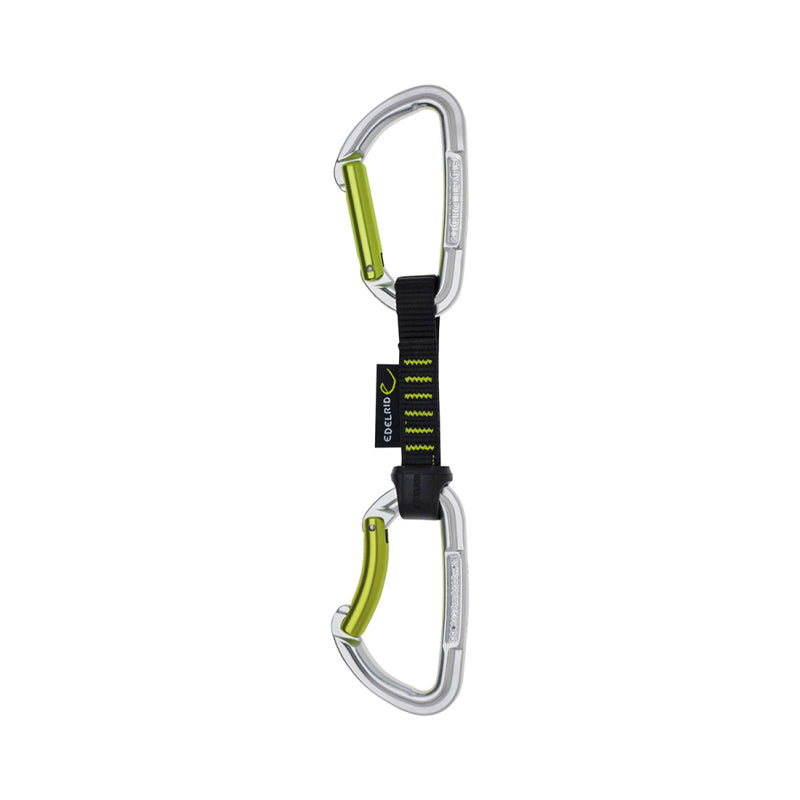 Edelrid Slash Climbing Quickdraw Set - 10cm