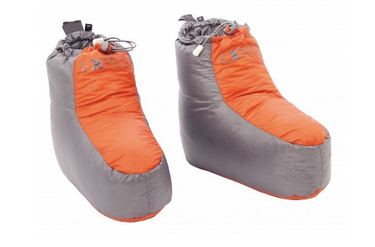 Exped Down Booties Insulated Down Footwear
