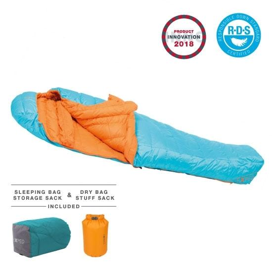 Exped Winterlite -16°C Sleeping Bag - Small