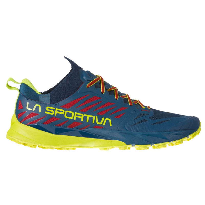 La Sportiva Kaptiva Mens Trail Running Shoe - Opal/Chili