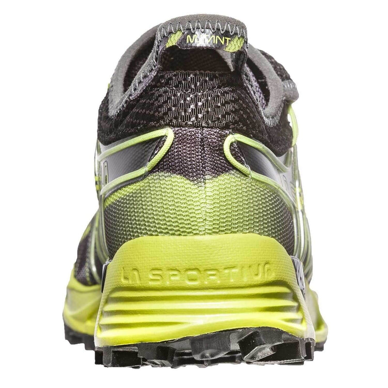 La Sportiva Mutant Mens Trail Running Shoe- Apple Green/Carbon