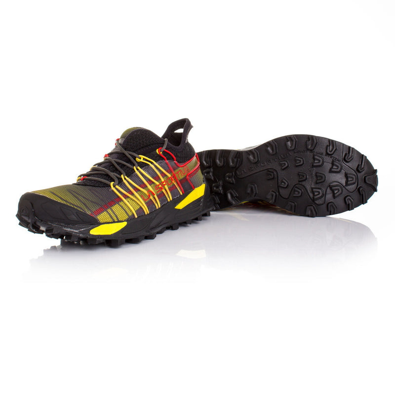 La Sportiva Mutant Mens Trail Running Shoe- Black