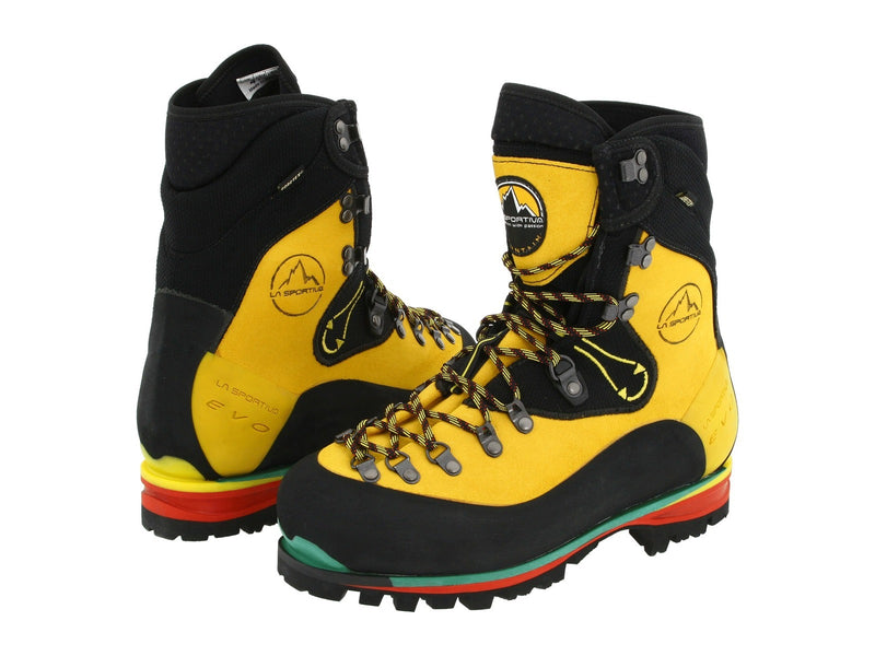 La Sportiva Nepal Evo GTX Mens Mountaineering Boot - Yellow
