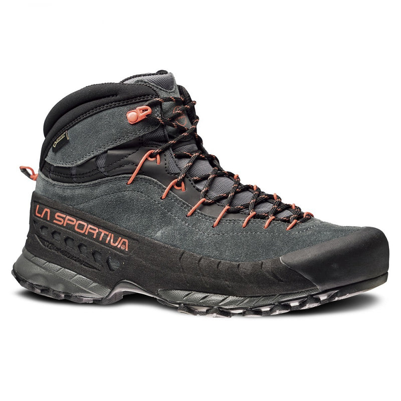 La Sportiva TX4 Mid GTX Mens Hiking Boot - Carbon/Flame