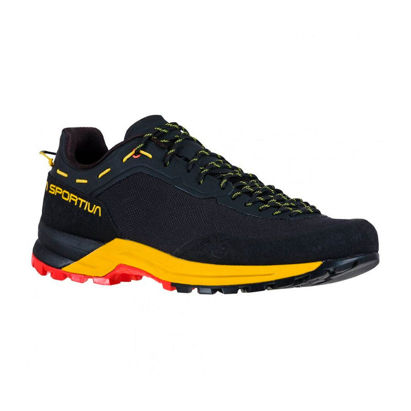La Sportiva TX Guide Approach Shoe - Black/Yellow