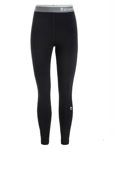 Le Bent Le Base 200 Bottom Womens Base Layer - Black