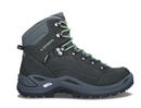 Lowa Renegade GTX MID Womens Hiking Boot - Graphite/Jade
