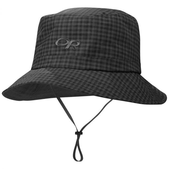 Outdoor Research Lightstorm Bucket Hat Headwear - Black