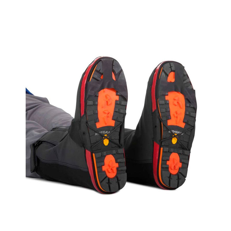 Outdoor Research X-Gaiters Shoe Gaiters - Black/Chili