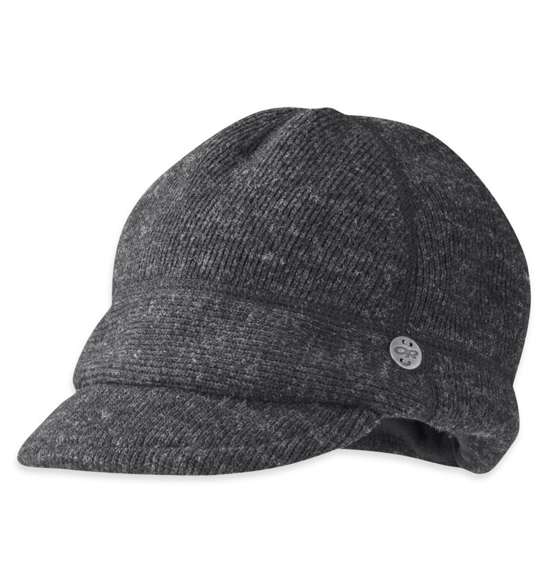Outdoor Research Flurry Womens Cap Headwear - Pewter