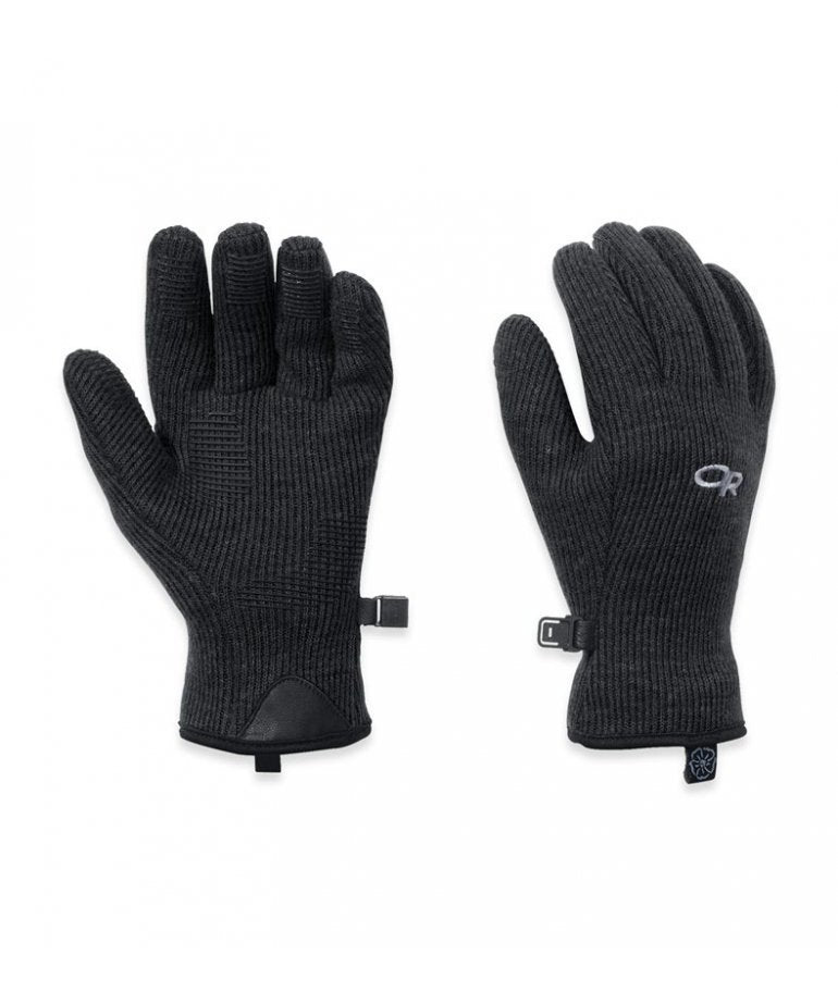 Outdoor Research Flurry Womens Sensor Gloves - Black