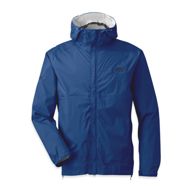 Outdoor Research Horizon Womens Waterproof Hooded Jacket - Baltic