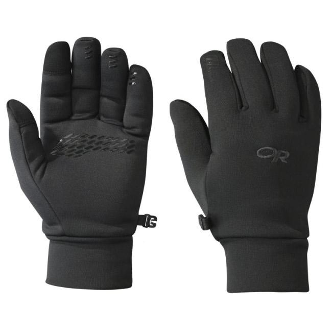 Outdoor Research PL 400 Sensor Womens Gloves - Black